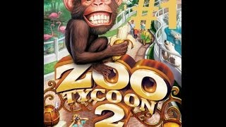 Let's Play Fr - Zoo Tycoon 2 - Episode 1