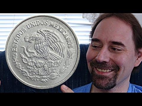 Mexico 5 Centavos 1998 Coin