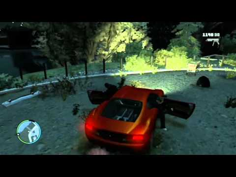 Let's Play Grand Theft Auto IV Part 76: Union Drive [100%] (German)