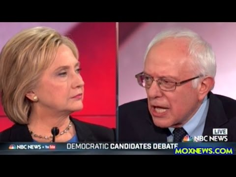2016 Democratic Presidential Debate in South Carolina pt.3