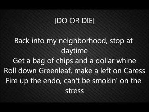 Crips & Bloods - Steady Dippin' (Lyrics)