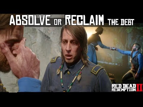 Download Absolve The Debt Or Reclaim The Debt (Money Lending and Other Sins VI - VII) Red Dead Redemption 2