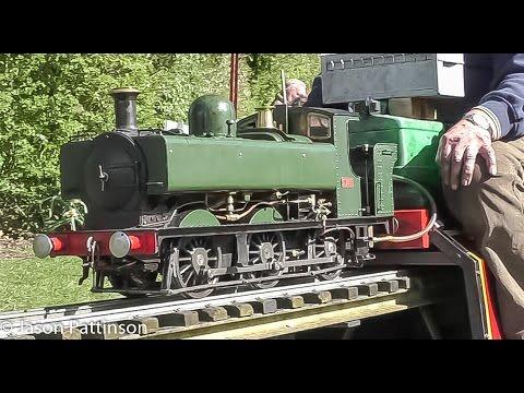 5 inch Gauge GWR 57xx - LBSC Pansy - Live Steam Locomotive