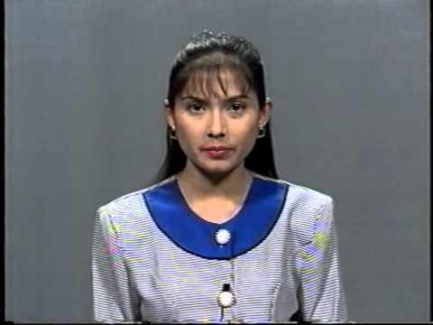 ผู้ประกาศรายการช่อง 7 ปี 2538
