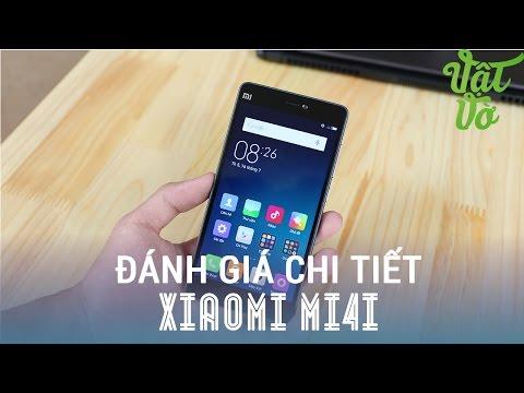 Vật Vờ - Đánh giá chi tiết Xiaomi Mi4i: bản rút gọn của Mi4 đầy trẻ trung