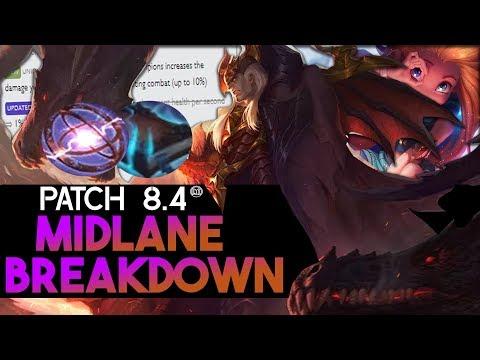 NEW PATCH 8.4 MIDLANE ITEMS! ADVANCED BREAKDOWN - League of Legends thumbnail