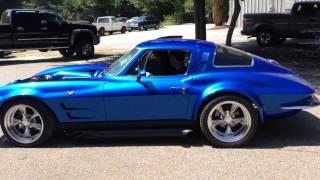 Tim's 1964 Pro-Touring Corvette
