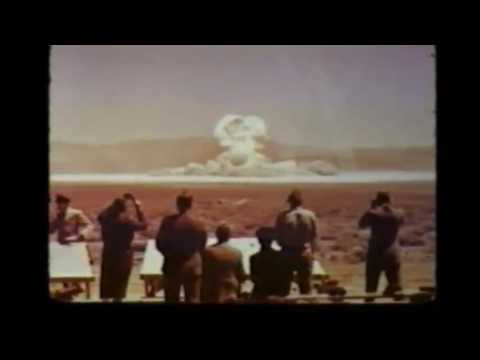 Operation Teapot - Military Effects Studies Nuclear Tests-1954