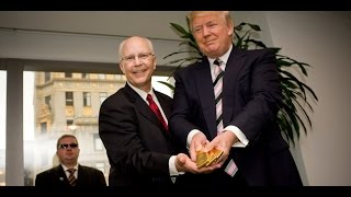 ما علاقة ارتفاع أسعار الذهب بالرئيس الأميركي دونالد ترامب؟!