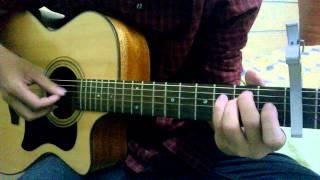 Hà Nội mùa lá bay-Guitar