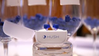 Sleep through anything with the Hush earbuds — CES 2016