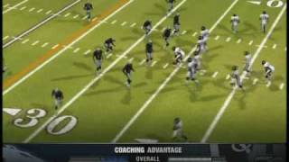 NFL Head Coach 09 Gameplay