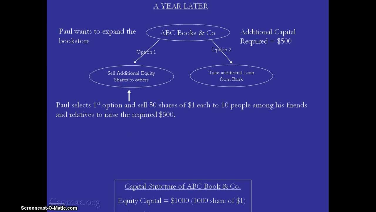 what are equity shares and shareholders youtube