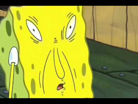 naked pictures of spongebob