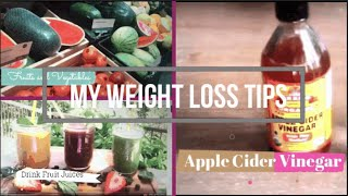 6 tips for healthy lifestyle and weight-loss| simple indian to live a life