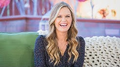 "Maggie Lawson talks about ""The Story of Us"" - Home & Family"