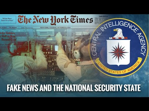 Fake News and the National Security State