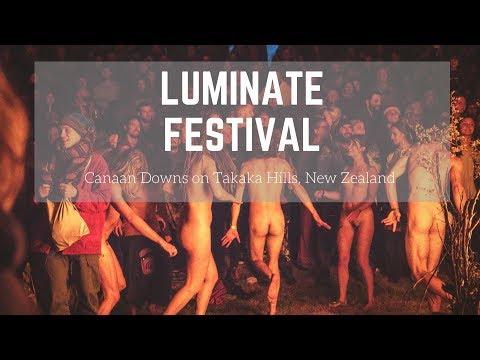 New Zealand Live Festival Vlog: Luminate 2017- Caanan Downs on Takaka Hill