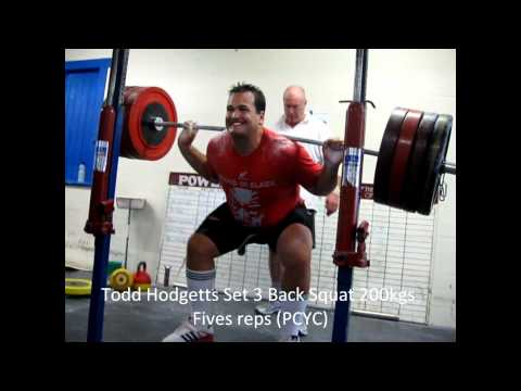 Major physical Preparation for The 2011 Briggs Athletics Classic Men Shot put By Todd Hodgetts.wmv