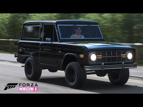 MOTOR AL MÁXIMO - 1/4 DE MILLA CON LA BRONCO|FORZA HORIZON 4 thumbnail