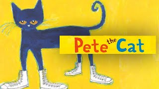 #ReadAlong PETE THE CAT: I Love My White Shoes | Read & Sing-Along!