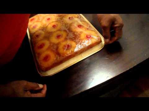 Pineapple upside down cake pt. 2