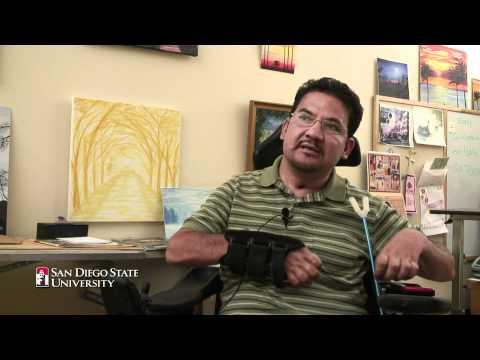 Jesus Montoya, Incoming SDSU Student with the School of Social Work