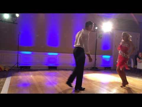 Christopher Clark Dancing with the Stars Dance competition