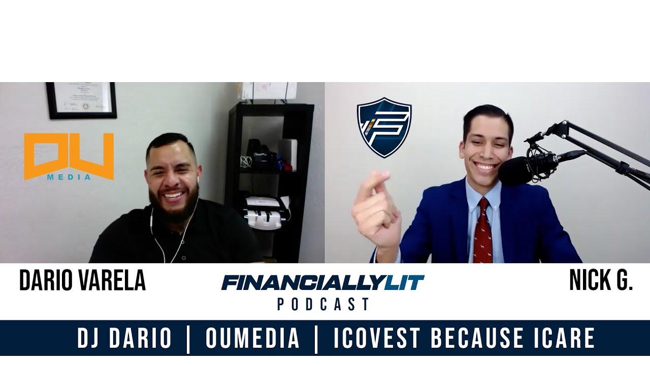 DjDario | OUMedia | iCoVest Because iCare