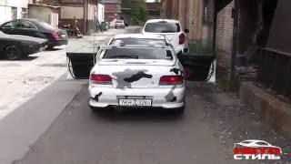 Громкий фронт и качественный звук от Team 13 Санкт-Петербург. Subaru STi $ PowerBass(, 2015-07-29T16:59:04.000Z)