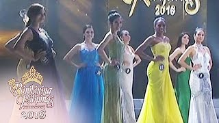 Binibining Pilipinas 2016: Top 15 Question & Answer Portion Part 2