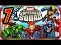 Marvel Super Hero Squad Walkthrough Part 7 (PS2, PSP, Wii) Mission : Thor (1)