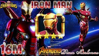 "IronMan ""Infinity War Movie"""