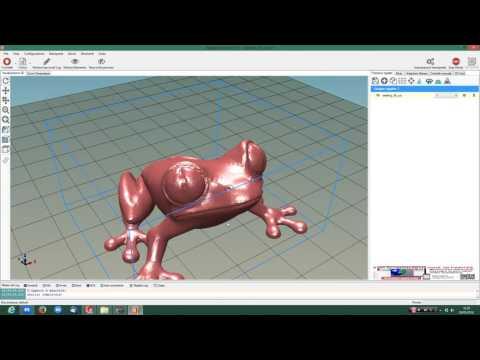 Tutorial - Primi Passi con la Stampante 3D - Parte 1 (Creare e scaricare file STL)