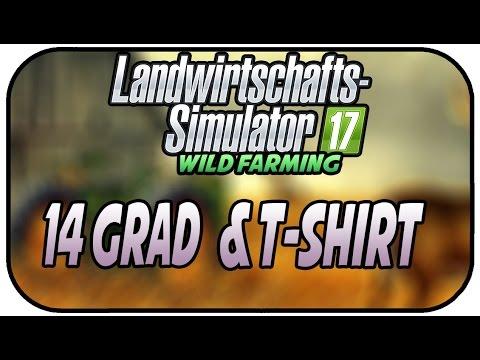 LS17 WILD FARMING - 14 GRAD UND T SHIRT #066 ★Let