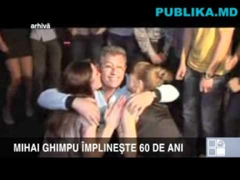Mihai Ghimpu la 60 de ani