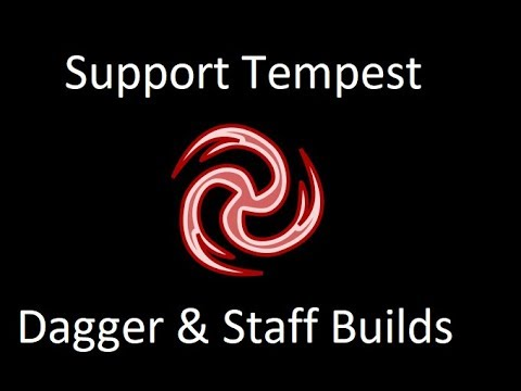 Dagger/Staff Tempest Support Build Guide - Guild Wars 2 PvP thumbnail