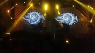 MUTEMATH - Reset & Monument (Live @ Bacardi NH7 Weekender Kolkata 2014)