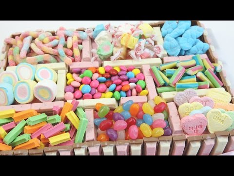 CANDY Cakes Compilation CAKE STYLE Satisfying