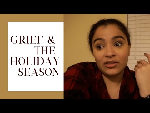 Grief & The Holiday Season