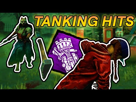 The Ultimate Tank Build - Dead by Daylight