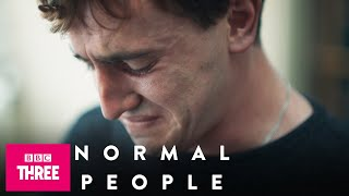 'You Don't Need To Apologise': Connell's Therapy Session | Normal People On iPlayer Now