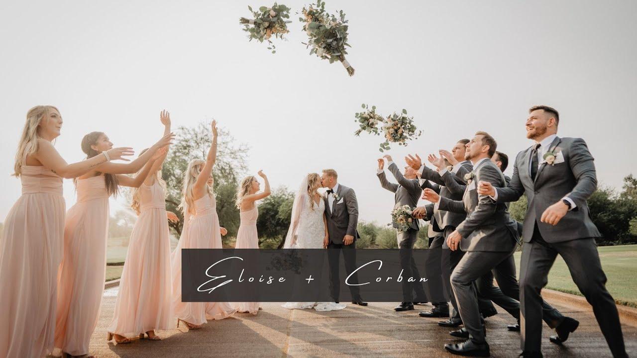 Eloise + Corban Wedding Film | The Legacy Golf Club