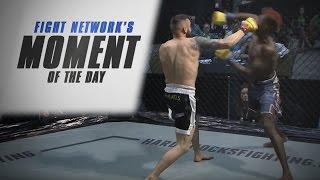 Moment of the Day: Sean Michaels vs. Joe Mapanda at Hard Knocks 54