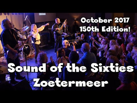 Sound of the Sixties - the 150th Edition oktober 2017