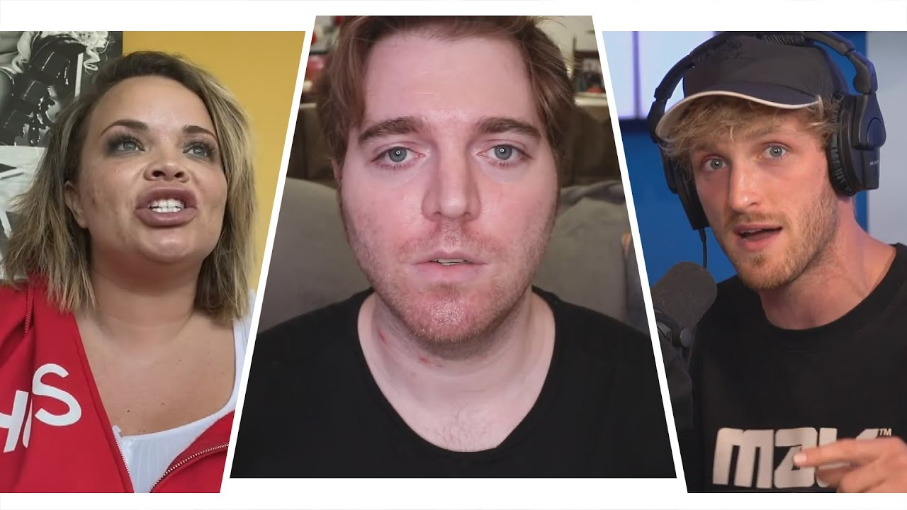 Logan Paul and More YouTubers REACT to Shane Dawson DRAMA