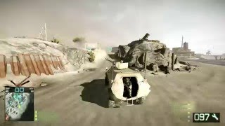 Battlefield: Bad Company 2 Gameplay 2016