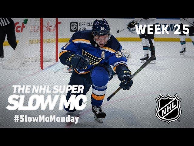 Super Slow Mo: Week 25