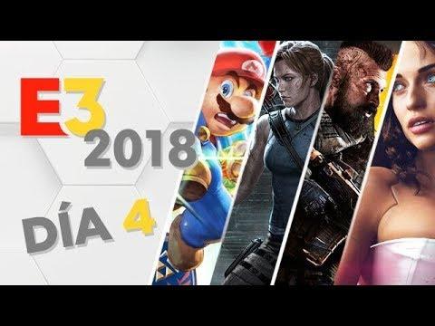 E3 Día 4: Lo MEJOR y lo PEOR de la CONFERENCIA de  NINTENDO, Cyberpunk y Black Ops 4