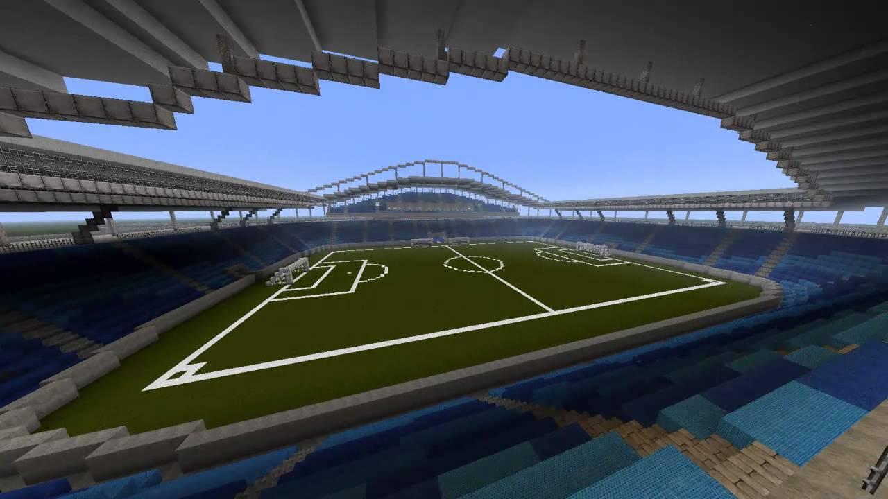 Minecraft Rb Arena Zentralstadion Leipzig Download Youtube